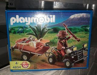 Playmobil ref. 4834 Cazador Furtivo