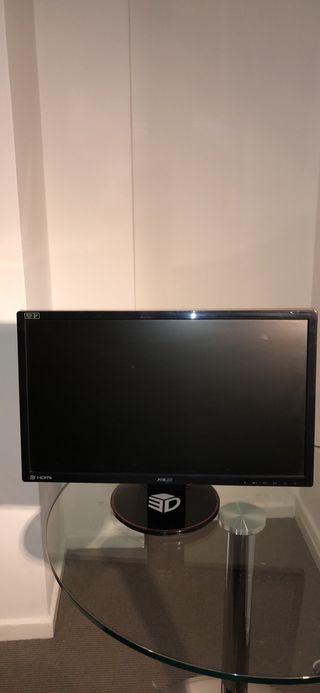 ASUS 24 Multimedia 3D Monitor