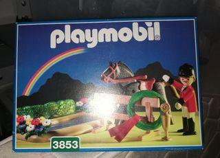 Playmobil ref. 3853 Jinete hipica