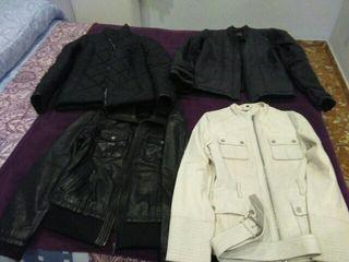 Lote de chaquetas de chica