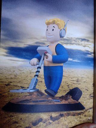 Figura Fallout, Finder Perk, exclusiva Loot Crate.