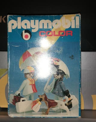 Playmobil Ref. 3681 Color 2 Mujeres