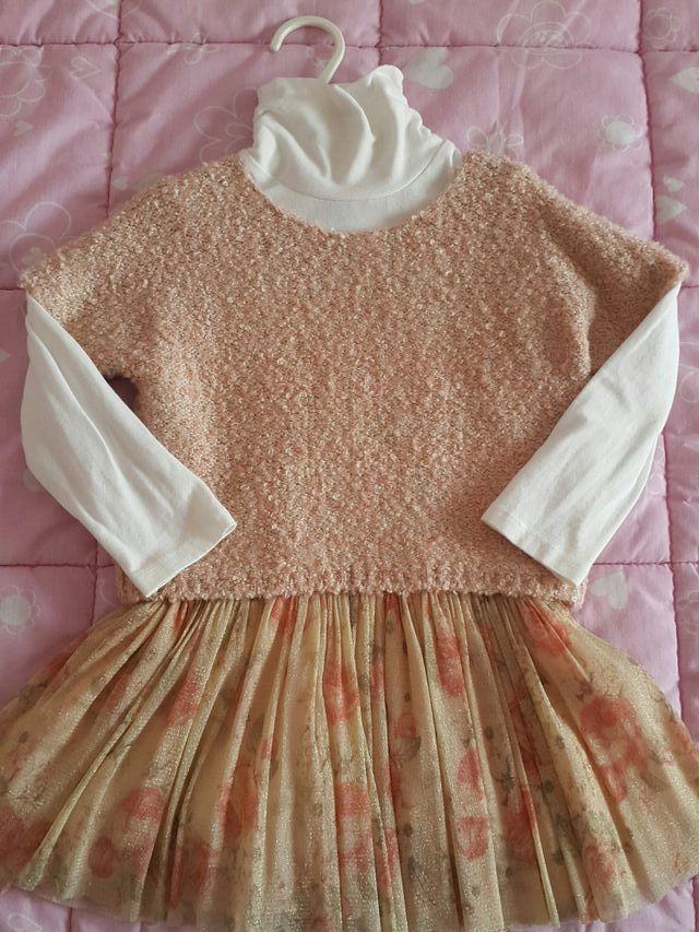 Últimas tendencias estilo actualizado bienes de conveniencia Vestido marca Chicco niña 3 años de segunda mano por 10 € en ...