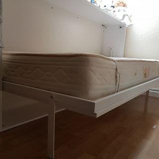 cama 90 x 190 plegable