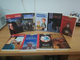 libros E.S.O e Infantiles