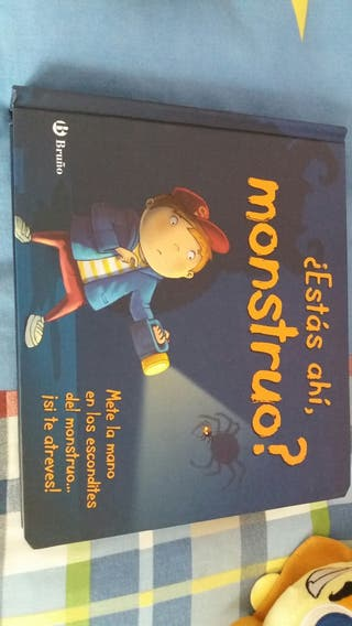 Libro infantil, Estas ahi, monstruo?