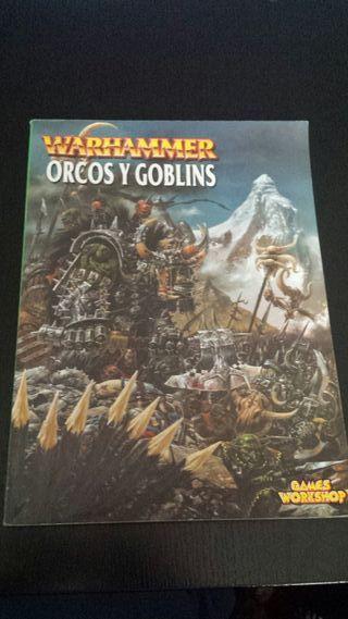 Warhammer orcos y goblins