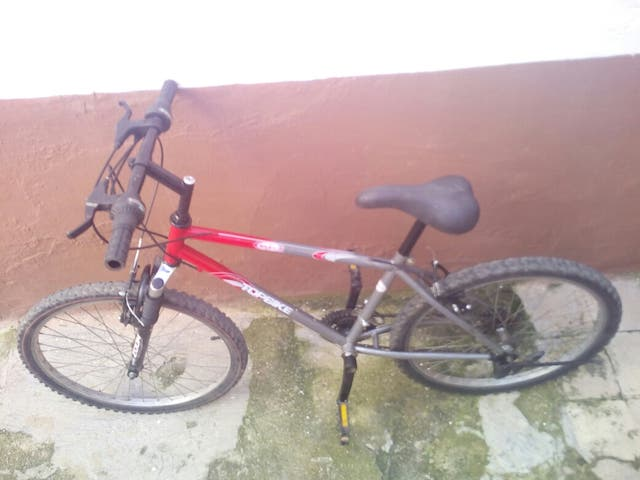 BICICLETA MEDIDA 24
