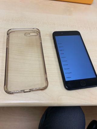 iPhone 7 Plus 128GB Jet Black negro