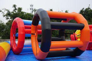 Hinchables acuáticos: Water roller 2 x 1.8 metros
