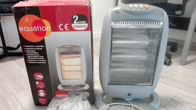 Estufa radiador halogena