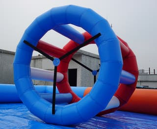 Rulo acuático - Water roller 2 x 1.8 metros