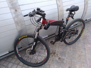 Bici Montague Swissbike X70 plegable