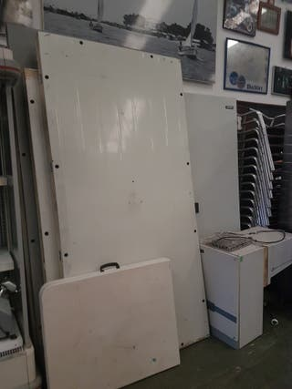 cámara de paneles refrigerada