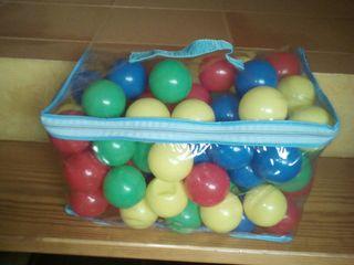 Juego con 100 bolas.