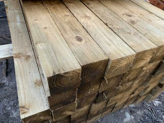 Wooden/Timber Posts