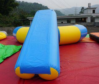 Cama elástica hinchable 5 M diametro + tobogan 3m