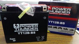 Bateria Moto YT12B-BS APRILIA Ducati KAWASAKI etc