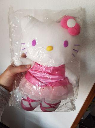 Peluche Hello Kitty de Sanrio