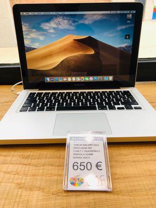 Macbook Pro 13 i5 / 10gbRam / ssd
