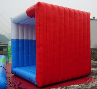 Flip-it Volteador Hinchable cuadrado 3 x 3 metros