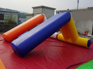Tobogán hinchable acuático Ref.-1 - 4x2x2 metros