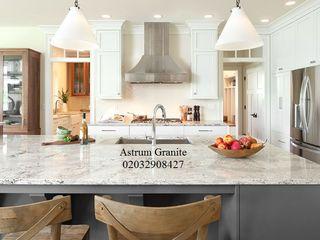 Buy Best Almond Quartz Kitchen Worktop in London