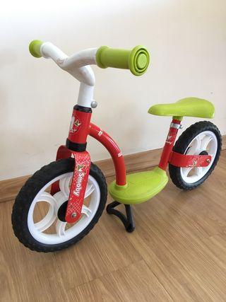 Bicicleta para niño sin pedales