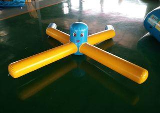 Pulpo hinchable acuático 3 metros - Flotante agua