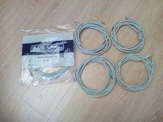 Cables de red Ethernet RJ45
