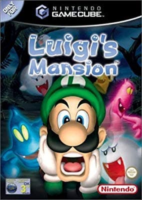 Juego la mansion de Luigi