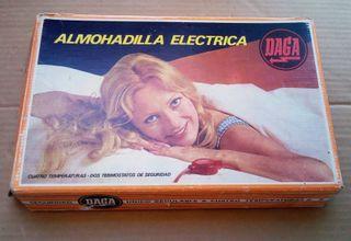 ALMOHADA ELECTRICA RETRO