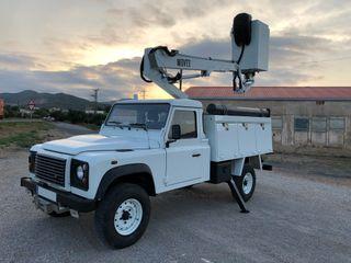 Land Rover Defender Comercial 130 Pick Up