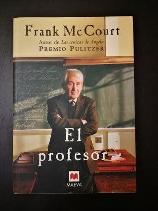 El Profesor. Frank McCourt