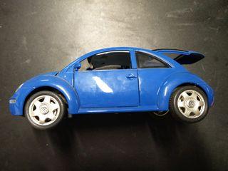 Maqueta new beetle