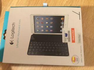 Teclado logitech Mini iPad
