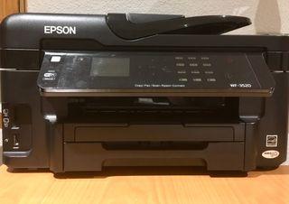 Impresora Epson WF 3520 color wifi