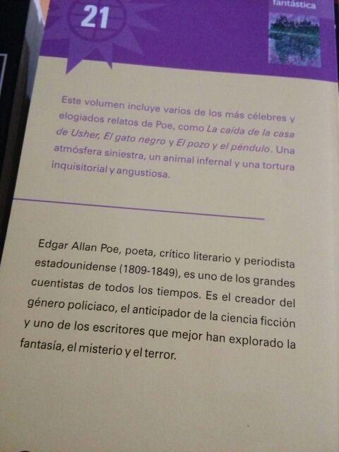 Novela Poe