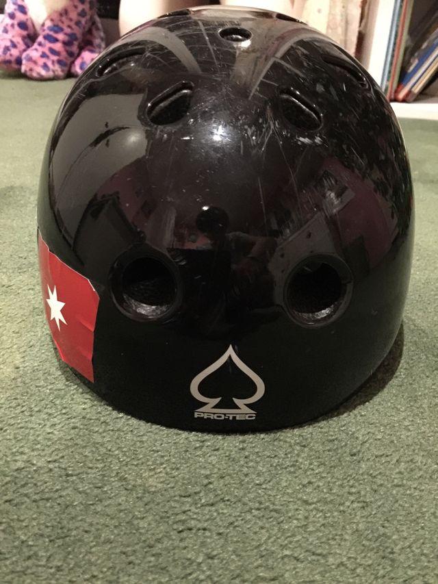 Casco protect skate/scoot/bici