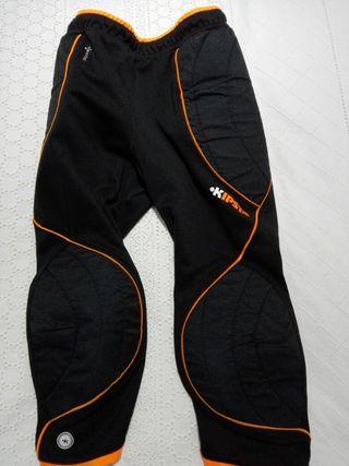 pantalon corto portero