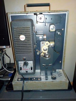 Proyector Kodak Sound 8
