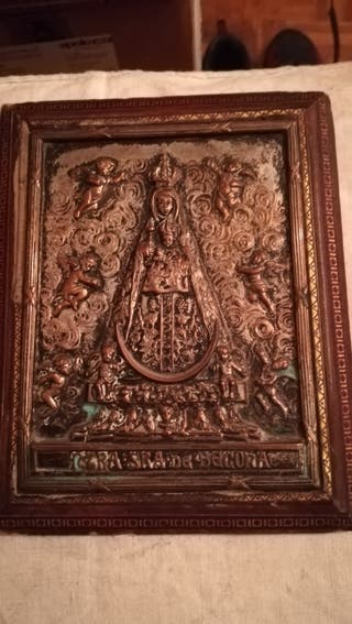 Antiguo cuadro, Virgen de Begoña