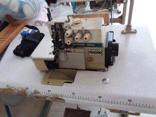 Maquinas de confección industrial