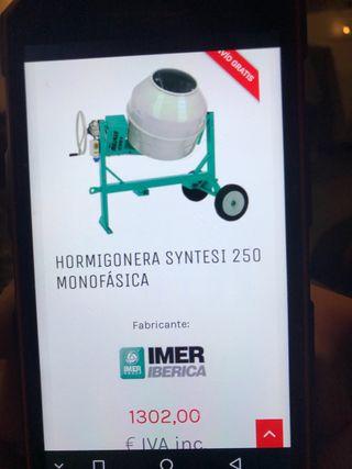 Hormigonera