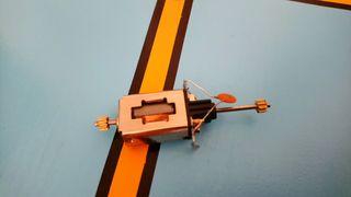 motor Scalextric 4x4