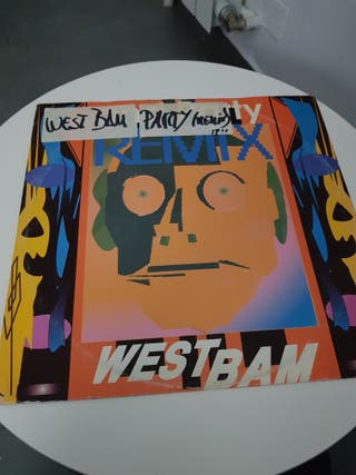 Vinilo Westbam - And Party