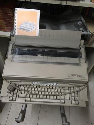Máquina de escribir electrónica Olivetti ET 2200