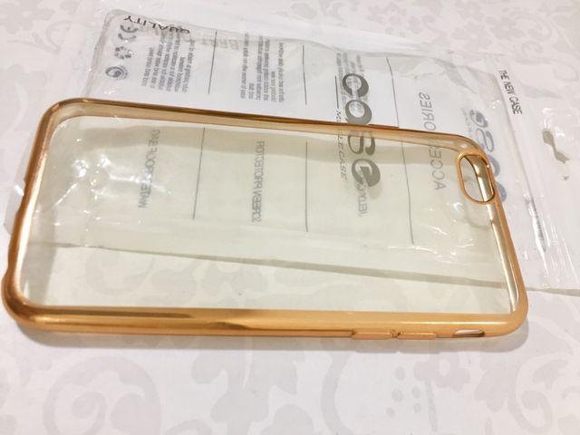 Funda Silicona. IPhone 6 / 6S Plus