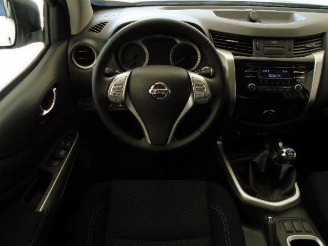 Nissan Navara 2.3 dCi 140kW N-Con Nav B Tech D.Cab 4X4