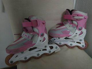 patines línea niña